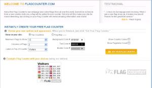 Menampilkan Jumlah Visitor/Pengunjung di WEB